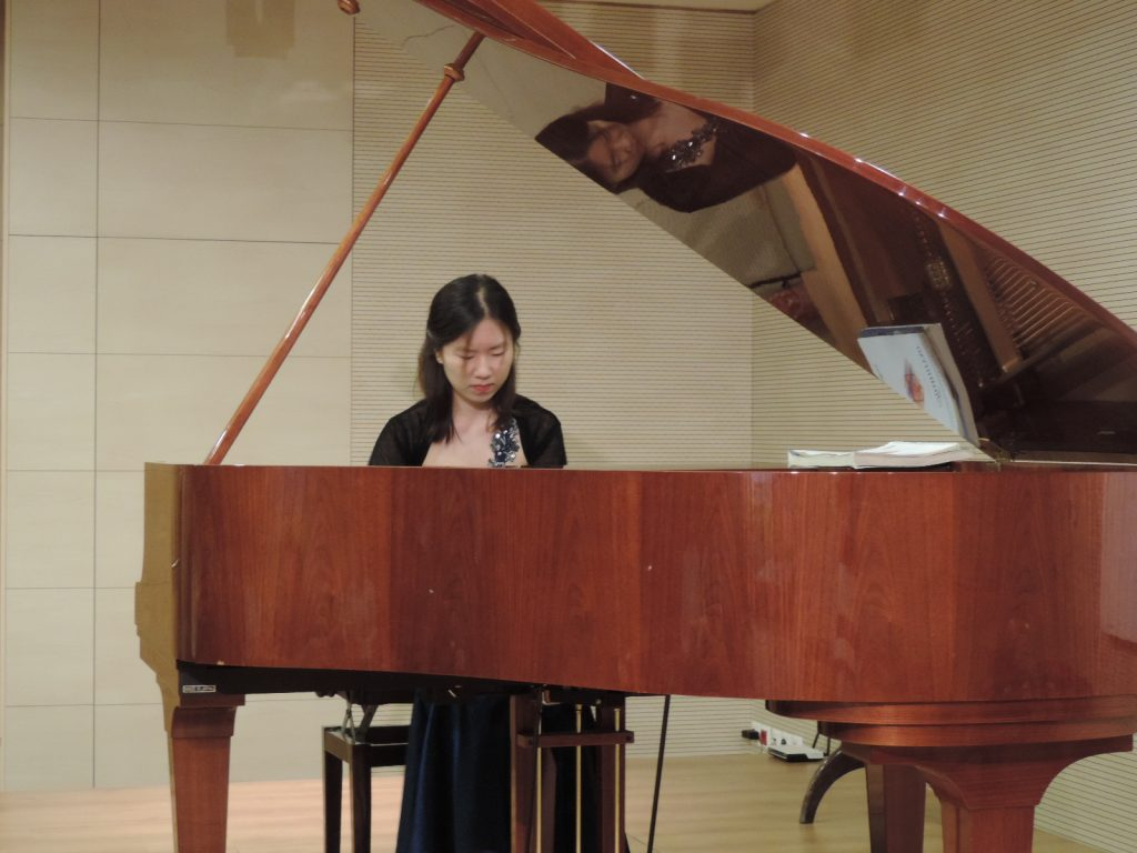 Ρεσιτάλ πιάνου αφιερωμένο στη μνήμη του Γιώργου και της Ναταλίας Αρβανιτάκη