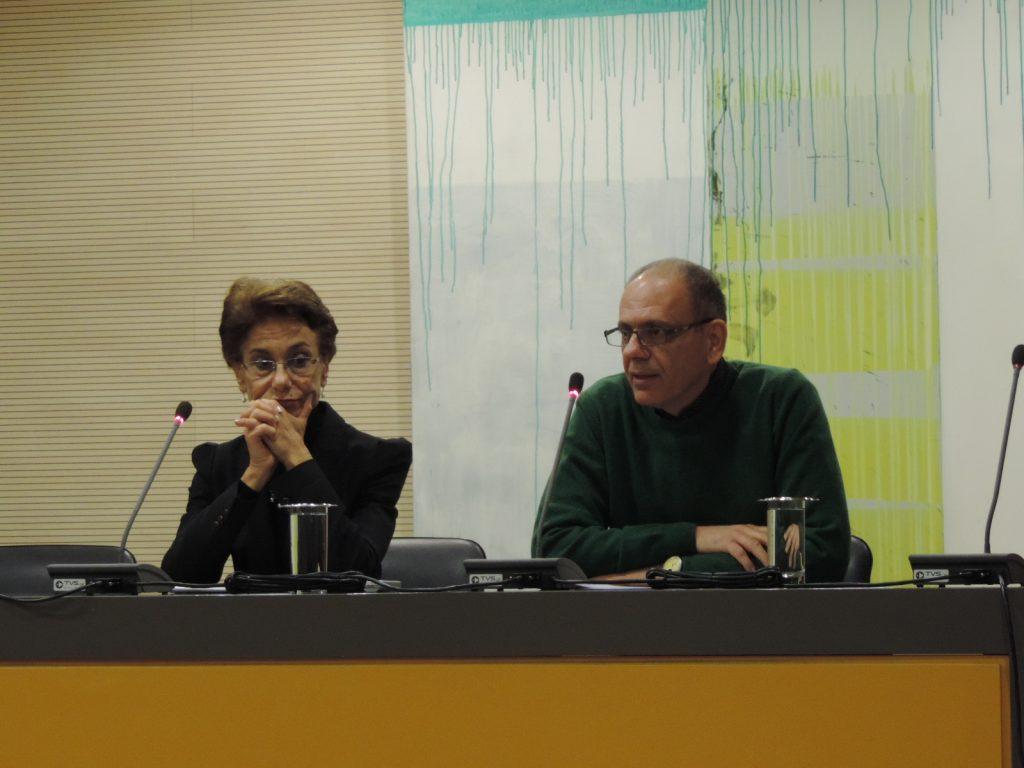 Παρουσίαση των εκδόσεων του Κέντρου Επιστημονικών Ερευνών για το έτος 2016