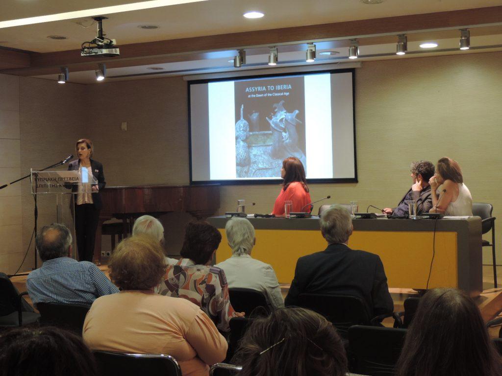 ΑΡΧΑΙΑ ΚΥΠΡΟΣ Πρόσφατες εξελίξεις στην αρχαιολογία της ανατολικής Μεσογείου