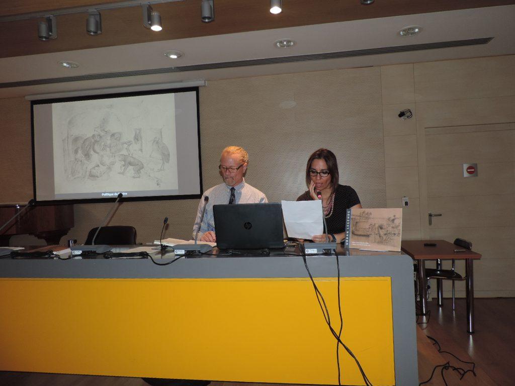 Παρουσίαση του εικαστικού βιβλίου URBAN LEGENDS