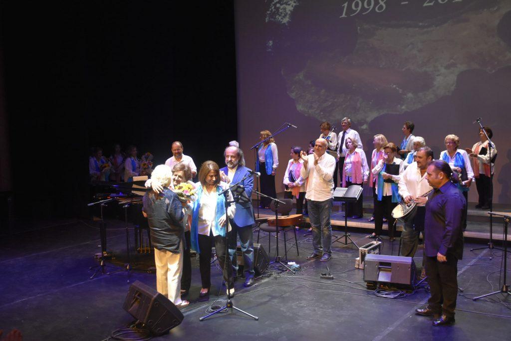 Είκοσι χρόνια χορωδία «η Κύπρος»