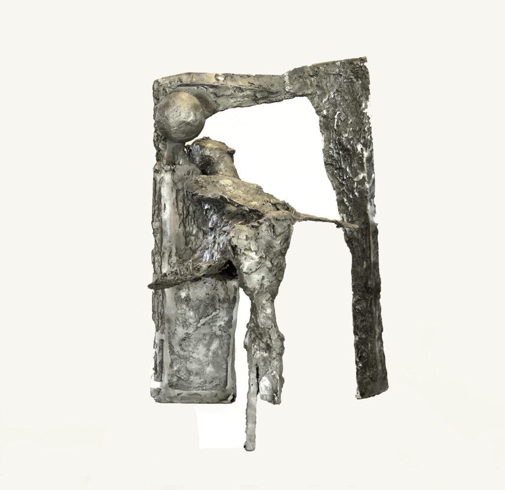 Έκθεση  Μάρω Μπαρτζίλη Μνήμες από το μέλλον