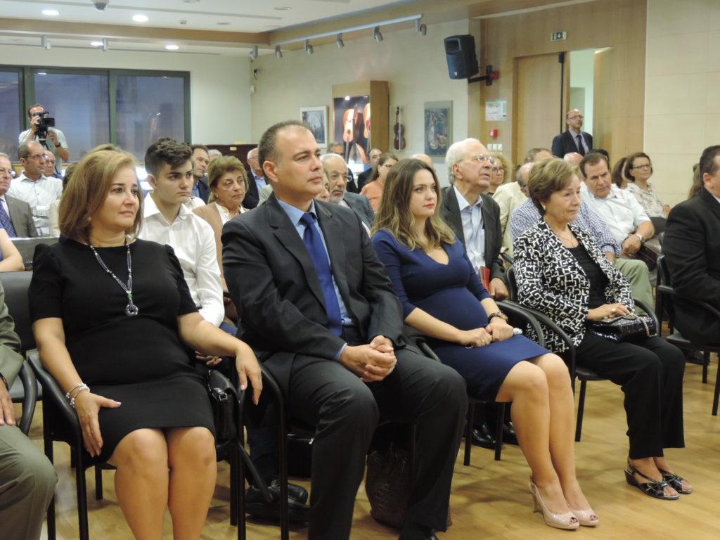 Εκδήλωση μνήμης και τιμής για τον Ανδρέα Κύρρη