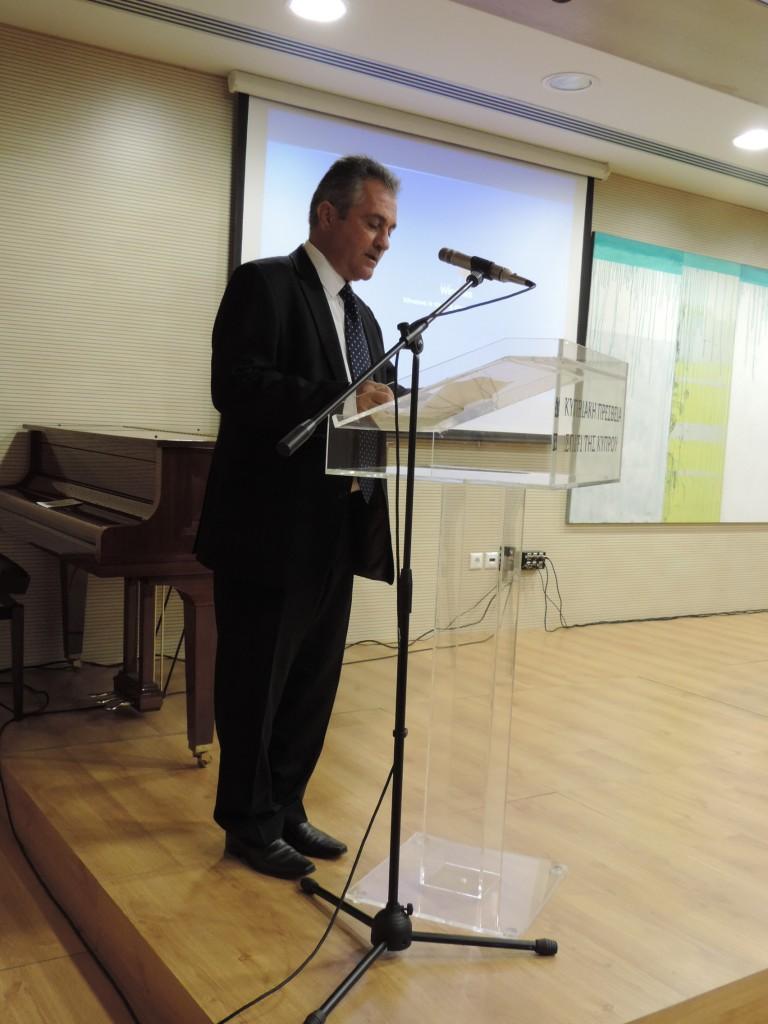 Ιστορία της Νήσου Κύπρου