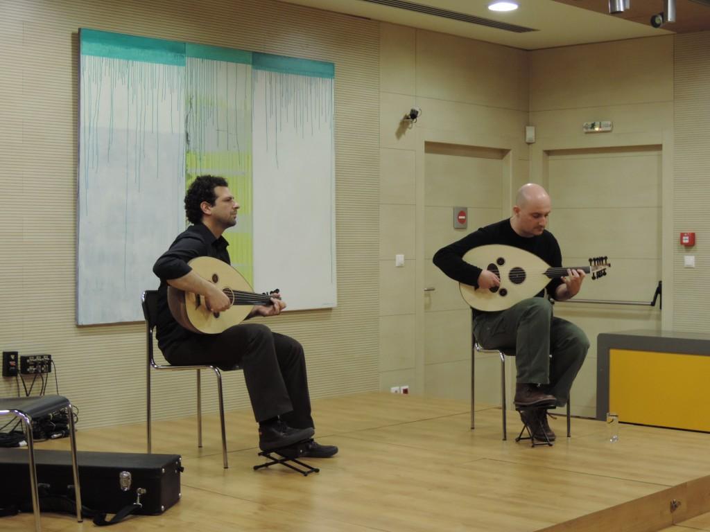 Rima oud duo