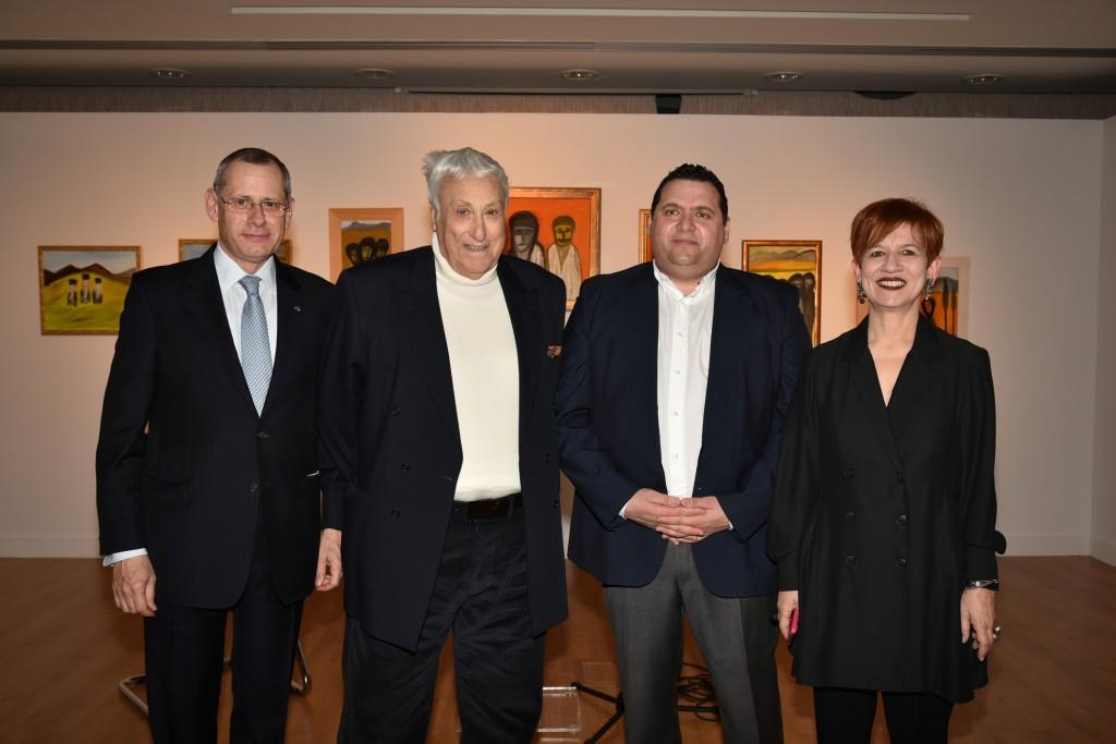 Έκθεση Hope for Cyprus