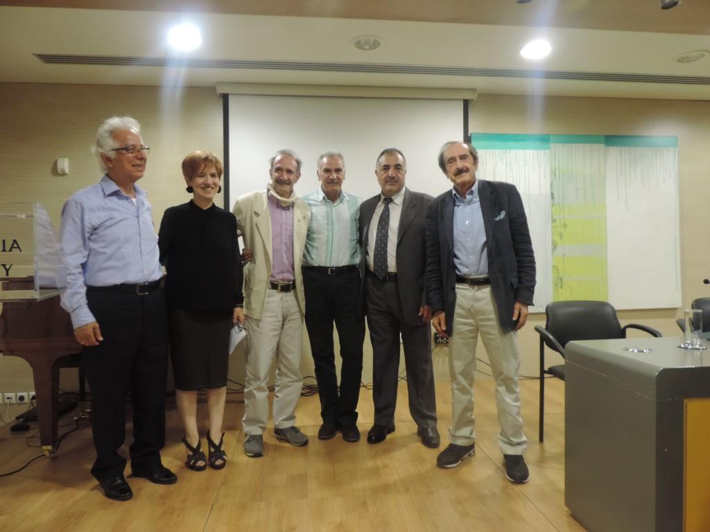 Ο πολιτικός ρόλος του συγγραφέα Λώρενς Ντάρελ στην Κύπρο, Ο αντίλογος, από τον Γιώργο Σεφέρη ως τον Κυριάκο Χαραλαμπίδη
