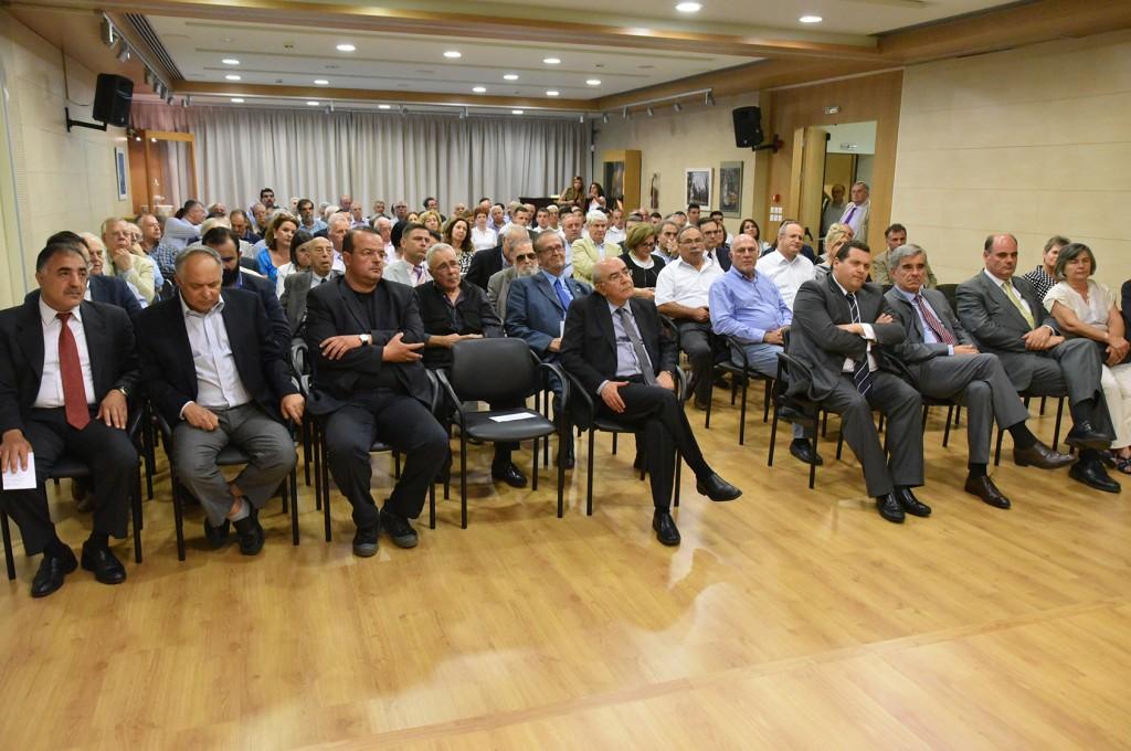 Ομιλία του Προέδρου της Βουλής των Αντιπροσώπων της Κυπριακής Δημοκρατίας κ. Γιαννάκη Ομήρου