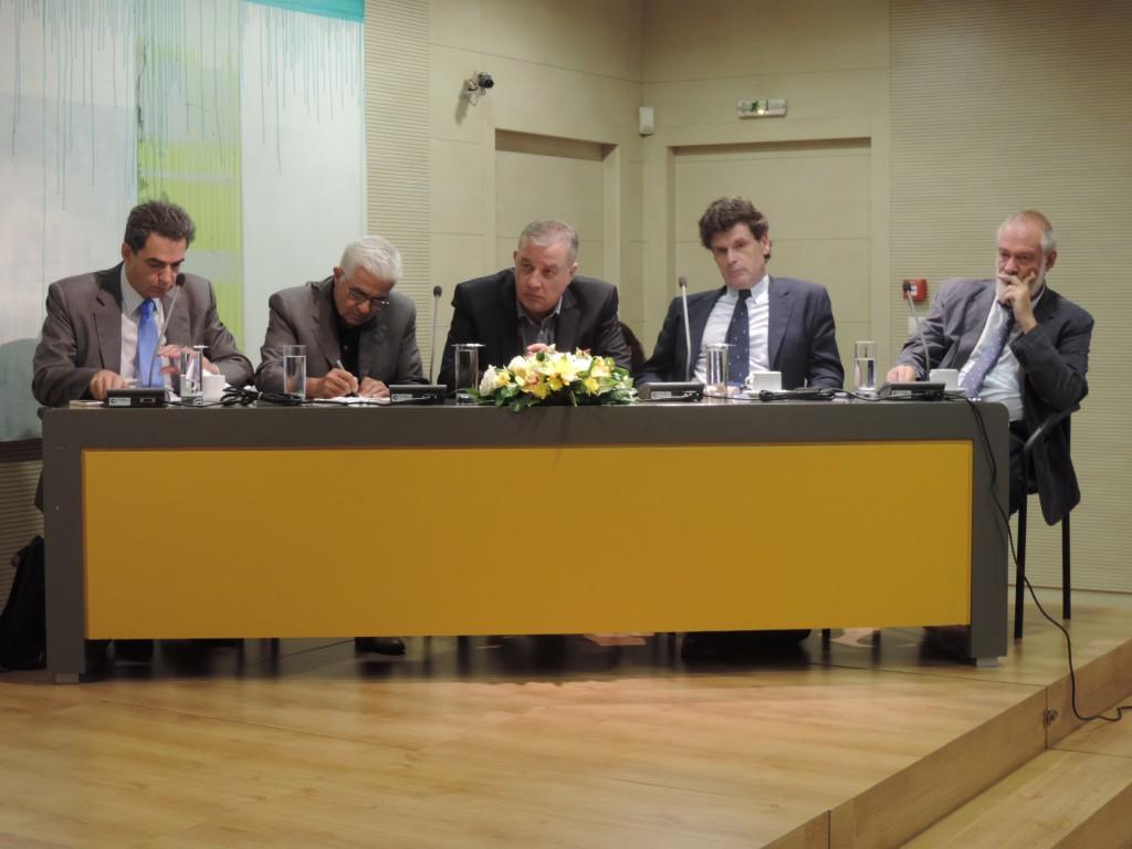 Οικονομικές Προοπτικές Ανάπτυξης και Μεταναστευτική Πολιτική Ελλάδα-Κύπρος στο πλαίσιο της Γεωπολιτικής δυναμικής στην Ν.Α. Μεσόγειο