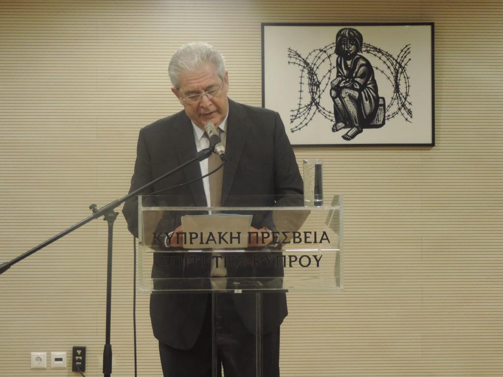 Επετειακές αντικατοχικές εκδηλώσεις για τα 42 χρόνια από το πραξικόπημα και την τουρκική εισβολή στην Κύπρο το 1974