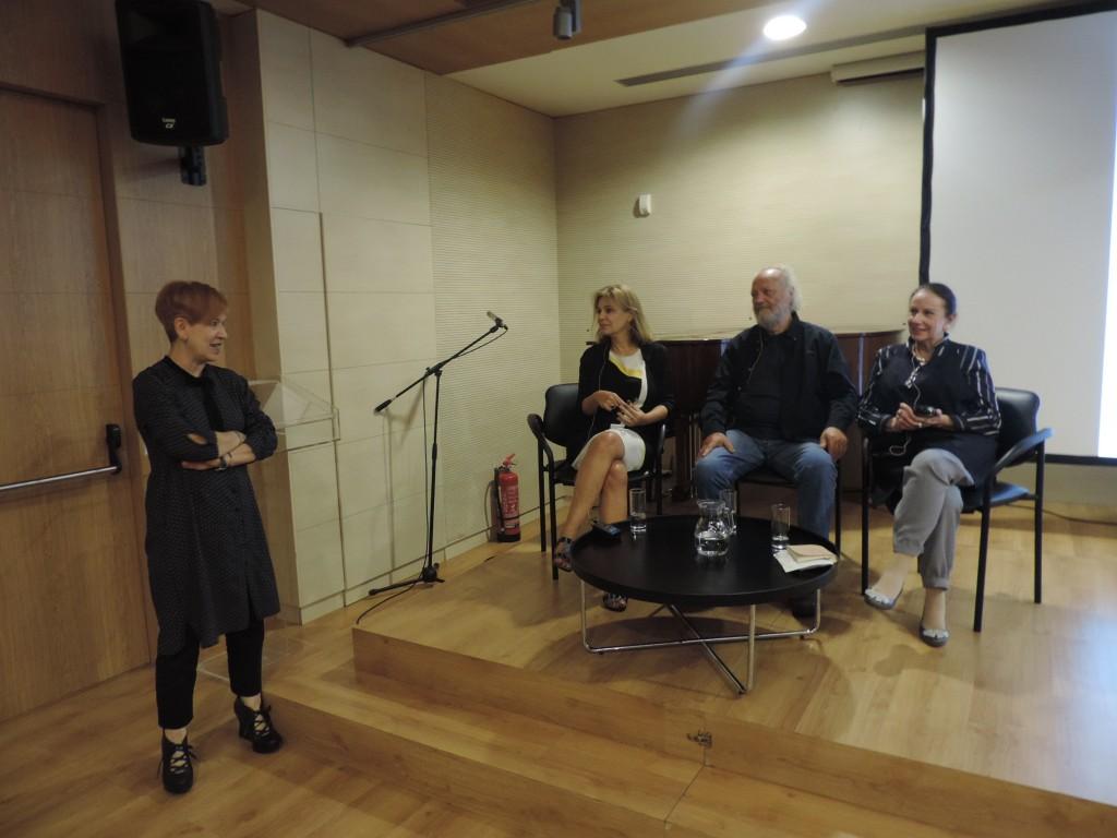 Νίκος Κουρούσιης Οι Πρωταγωνιστές από το Σπίτι της Κύπρου στο Σπίτι της Κύπρου