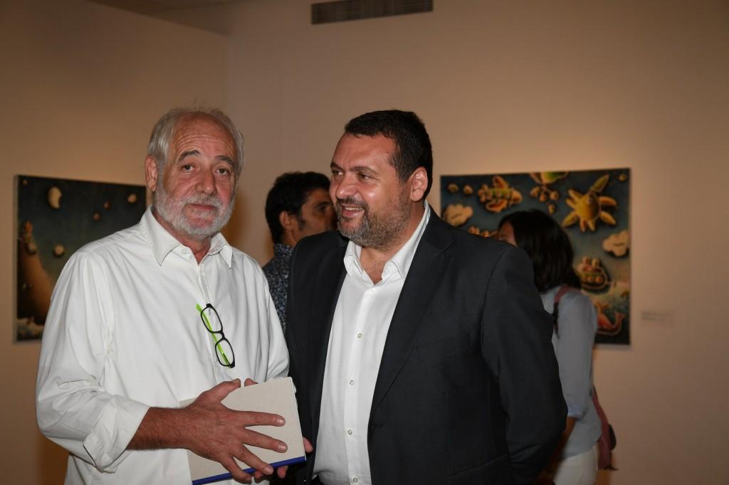 Χρίστος Πετρίδης Ένας φανταστικός κόσμος 1958-2013