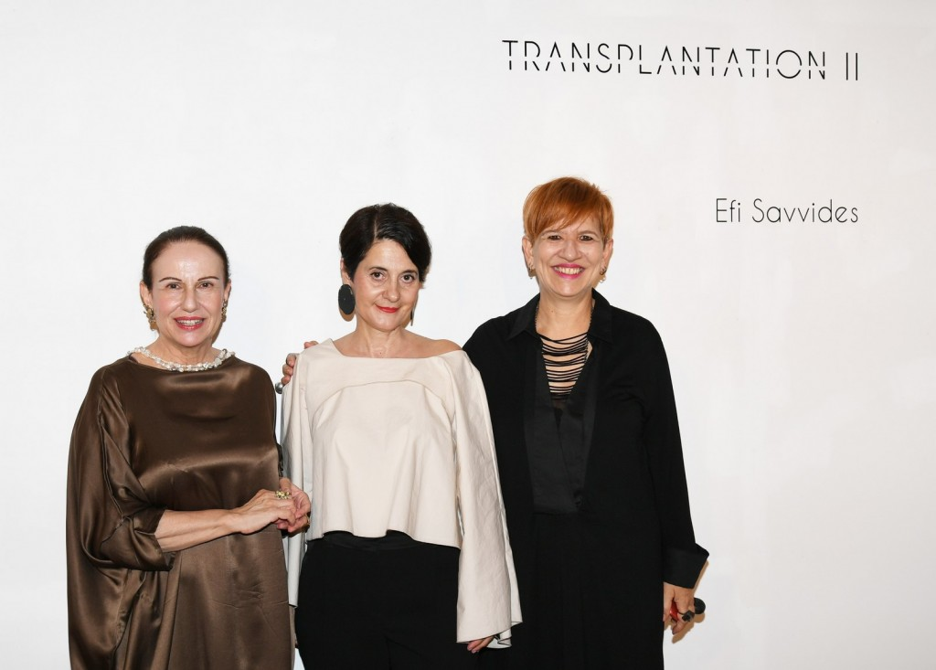 Έφη Σαββίδη Transplantation II