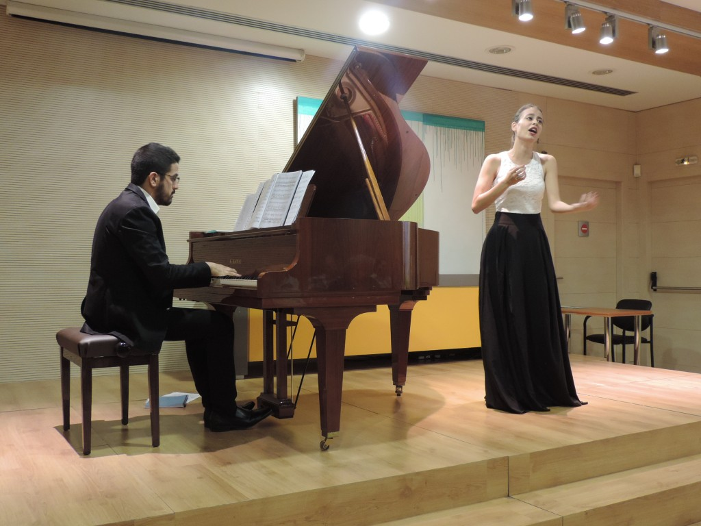 Nocturnal Paths duo recital