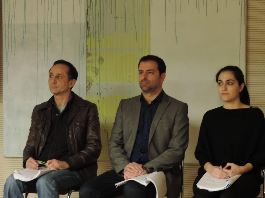 Νέες κυπριακές θεατρικές φωνές