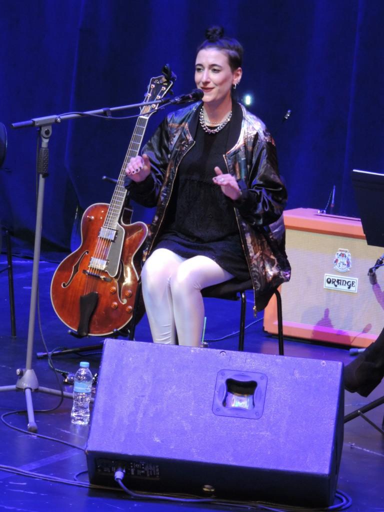 ΝΙ•ΚΟ συναυλία της Στέλλα Ν. Χρίστου