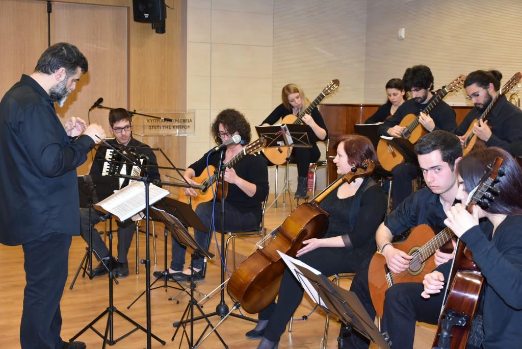 Συναυλία της Alter Move Orchestra υπό τη διεύθυνση του μαέστρου Γιώργου Μαγουλά