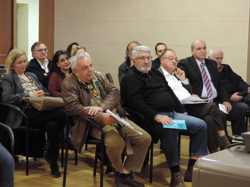 Διάλεξη του Ανοικτού Πανεπιστημίου Κύπρου με θέμα: Συμβολικοί πόλεμοι και πολιτισμική ταυτότητα στην Κύπρο και στην Ελλάδα: από την πόλωση στην αυτογνωσία