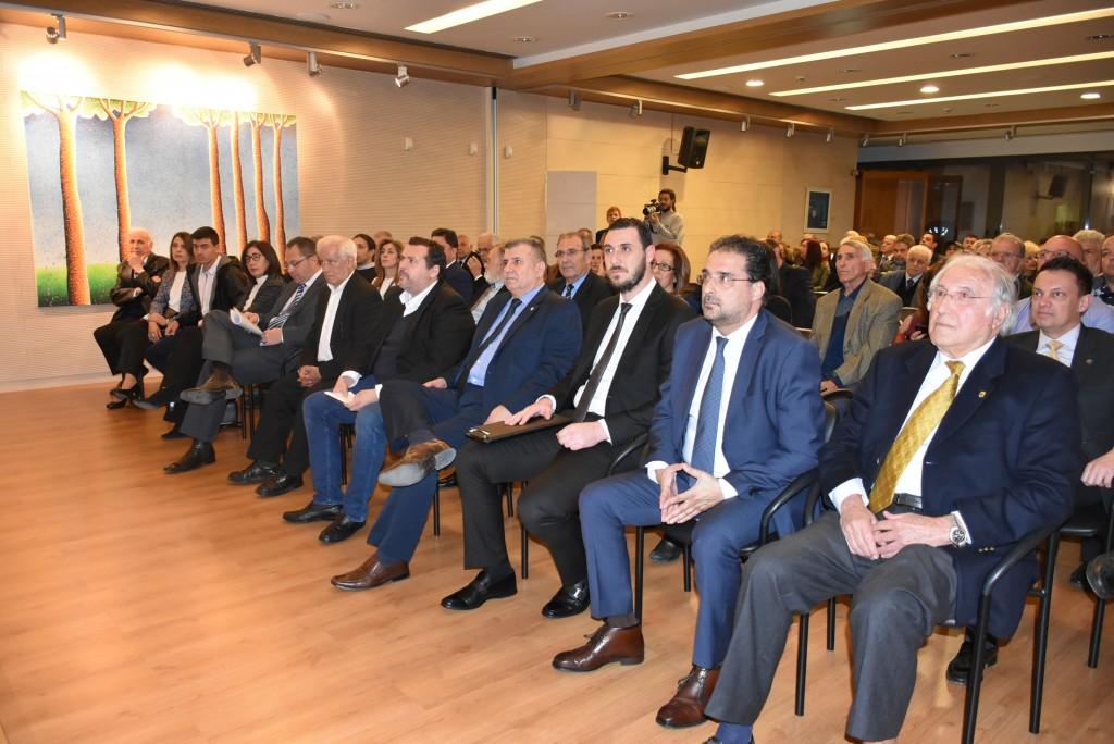 Λέσχη Ιστορίας και Πολιτισμού της ΑΕΚ εκδήλωση αφιερωμένη στον Αντώνη Παπαδόπουλο