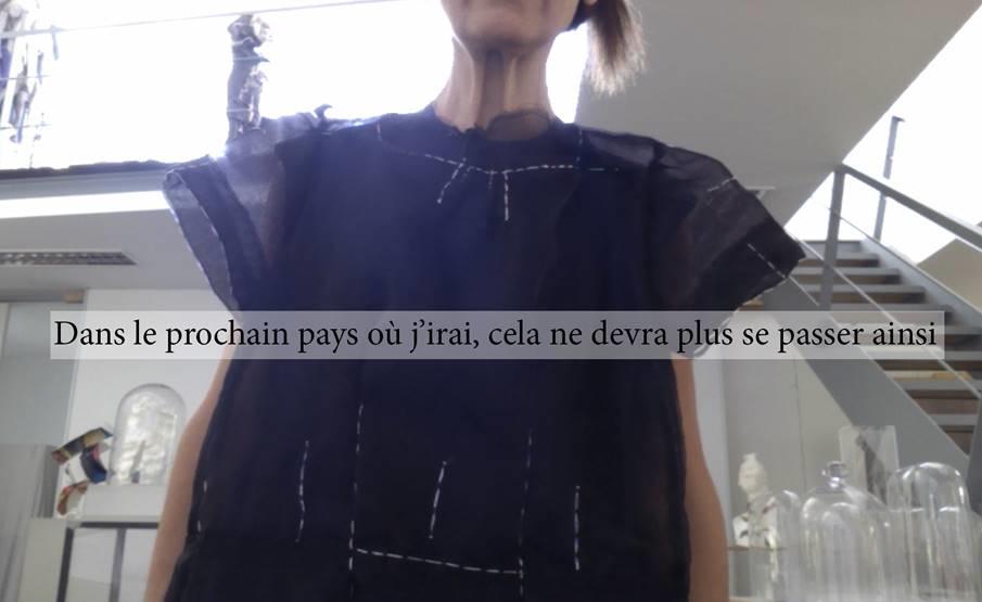 Έκθεση Μαρία Λοϊζίδου déshabillé