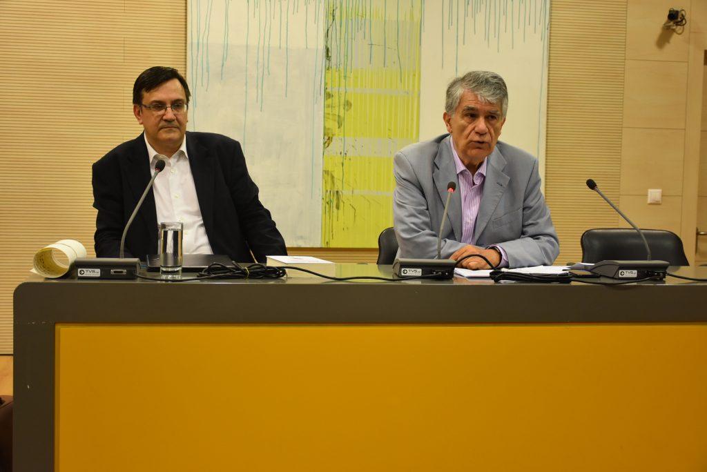 Διάλεξη με θέμα: Το δημοσιονομικό σύστημα και τα κοινά κατά την τουρκοκρατία