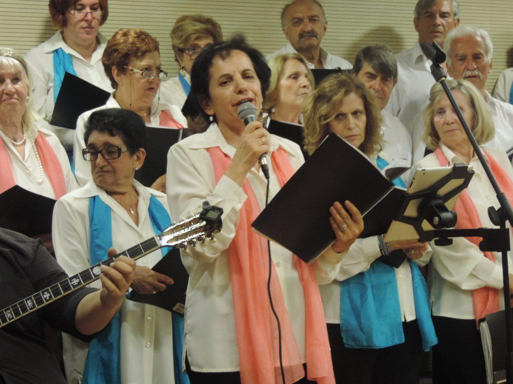 """Μουσική βραδυά με τη Χορωδία του Πολιτιστικού Συλλόγου """"Η Κύπρος"""""""