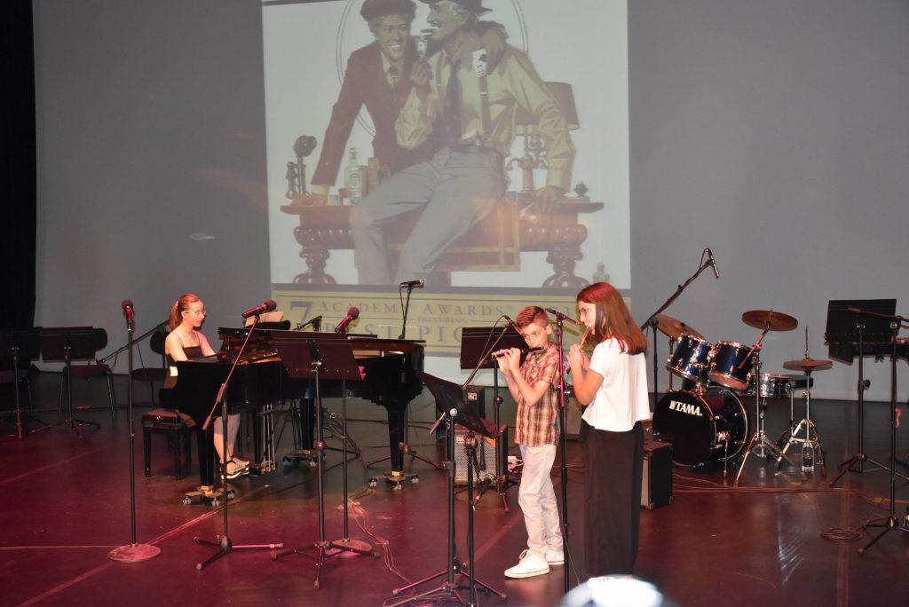 Μουσικοθεατρική παράσταση: All that Musical