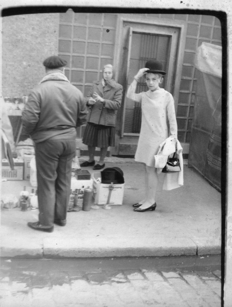 Έκθεση Amour Μία ανάγνωση στο φωτογραφικό αρχείο του Νίκου Κεσσανλή