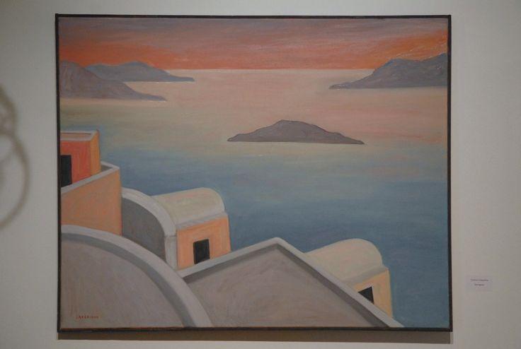 Έκθεση ζωγραφικής Σαράντη Καραβούζη – Γιούλικας Λακερίδου