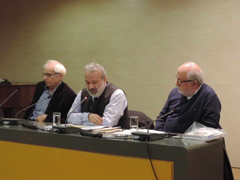 Τιμητική εκδήλωση για τον λογοτέχνη Νίκο Ορφανίδη