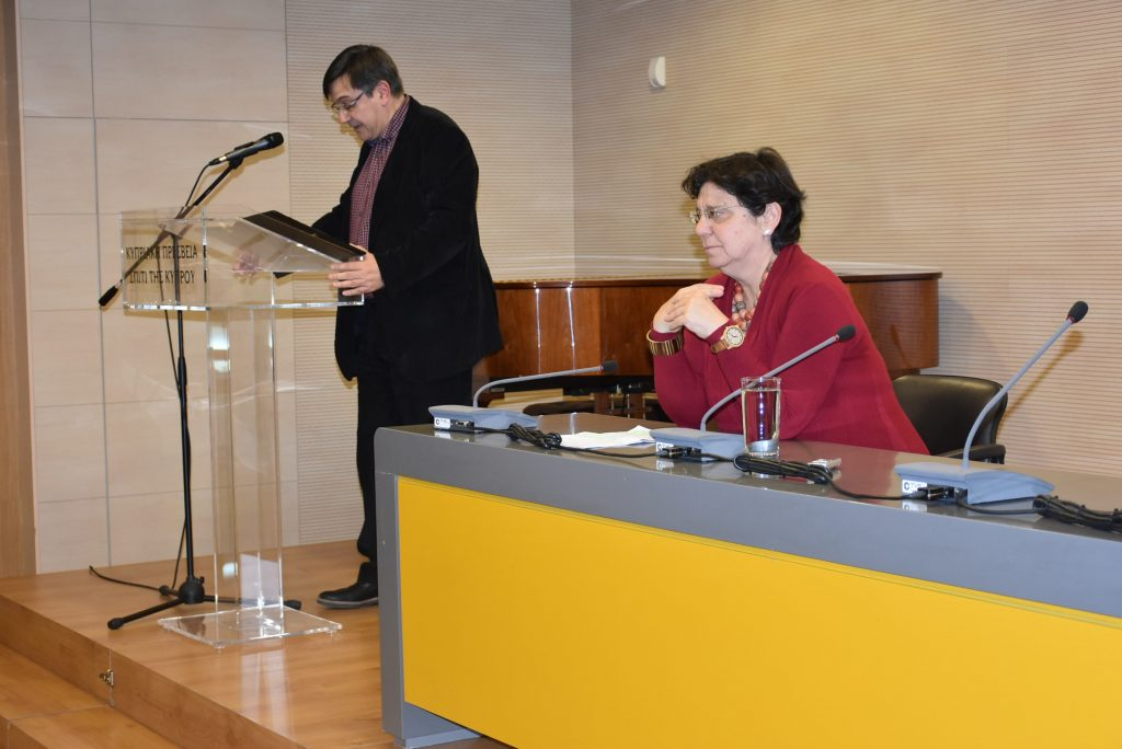 Διάλεξη με θέμα: Προεπαναστατικά κινήματα στον ελληνικό χώρο κατά την Τουρκοκρατία