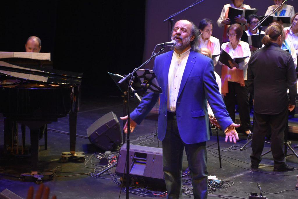 """Είκοσι χρόνια χορωδία """"η Κύπρος"""""""
