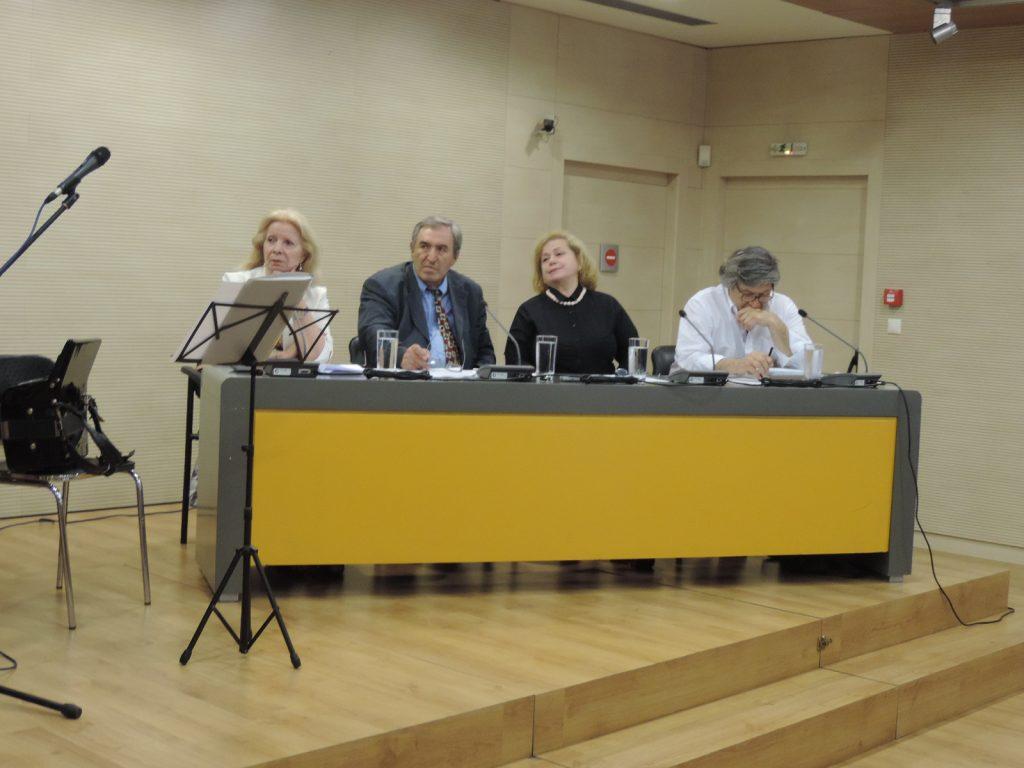 Παρουσίαση του λογοτεχνικού έργου της Ιωάννας Σερενέ-Τσουρουκίδη