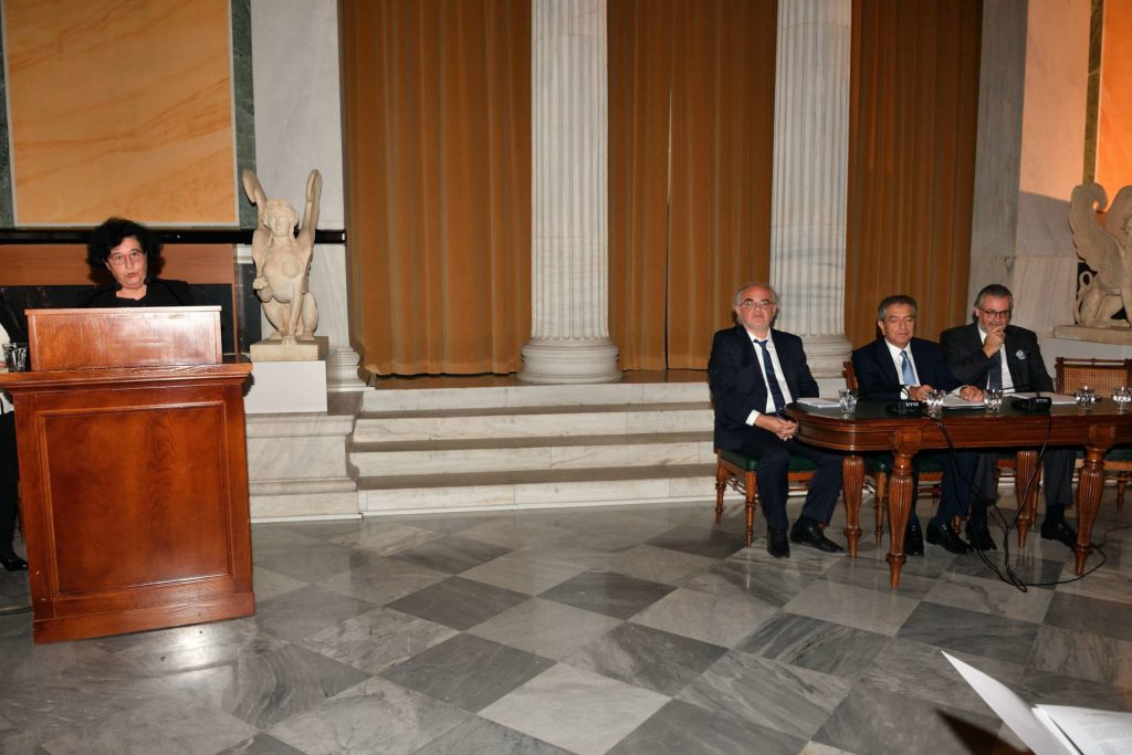 Τιμητική αναφορά για το έργο του Λαογράφου της Κύπρου Νέαρχου Κληρίδη