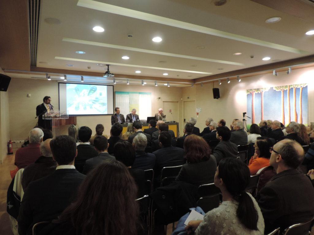 Εκδήλωση του Ιδρύματος Α.Γ.Λεβέντη