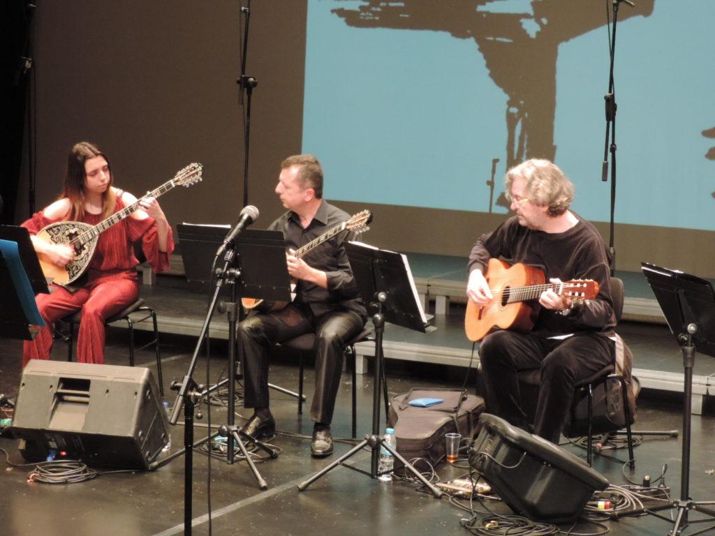 Συναυλία Μιχάλης Βιολάρης…Ἐν χορδαῖς καί ὀργάνῳ