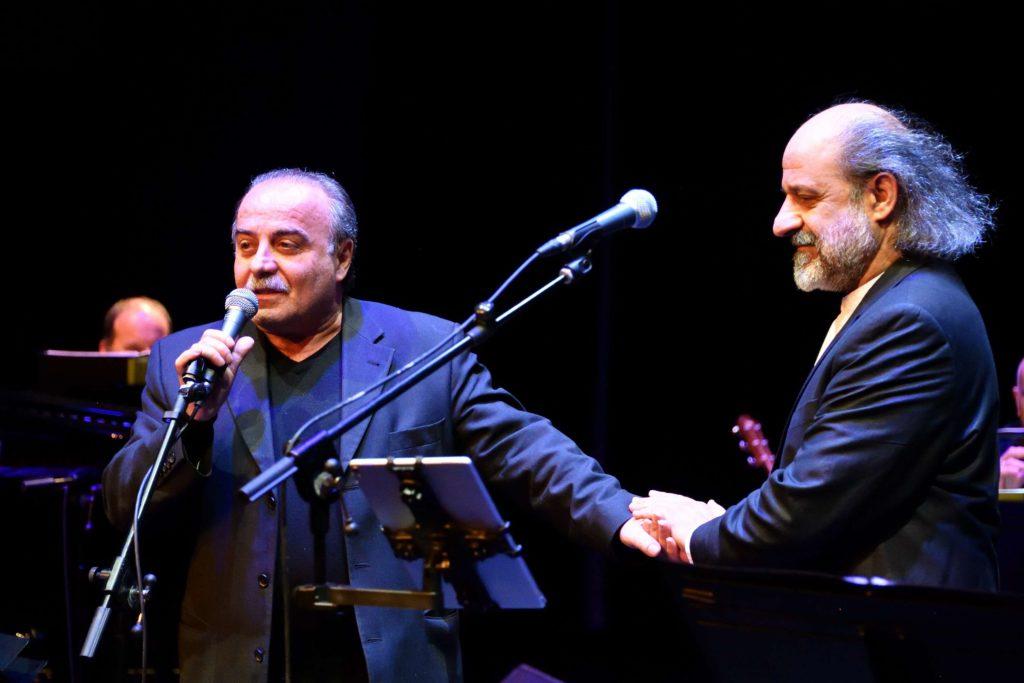 Ο Κώστας Χατζηχριστοδούλου και οι φίλοι του σ΄ ένα μουσικό ταξίδι