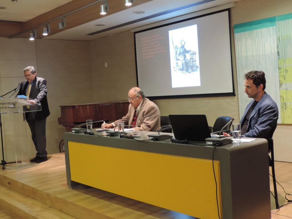 Διάλεξη Δρος Νικήτα Σινιόσογλου Ανοικτό Πανεπιστήμιο