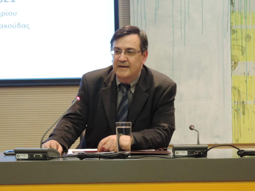 Διάλεξη Χαράλαμπος Παπασωτηρίου της Εταιρείας Μελέτης και Έρευνας Νεότερης και Σύγχρονης Ιστορίας