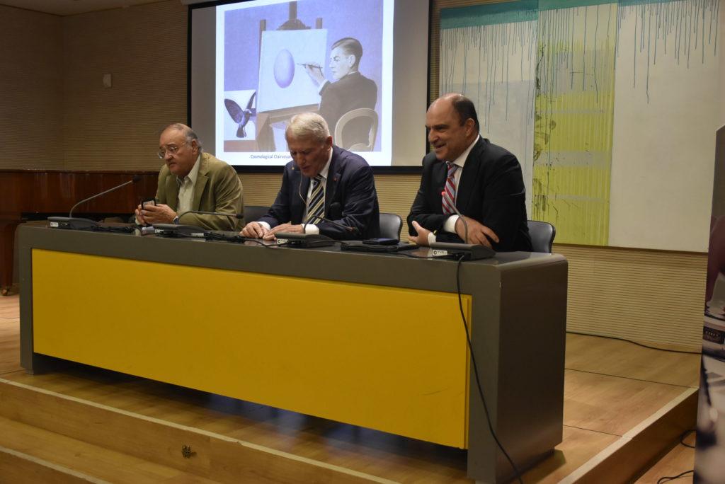 Διάλεξη με θέμα: The first 10˙ᵌᵒs του Δημήτρη Νανόπουλου