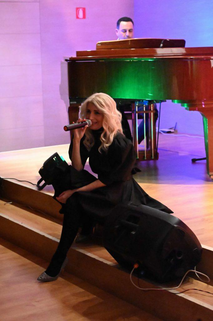 Μουσική βραδιά – Christmas over the rainbow