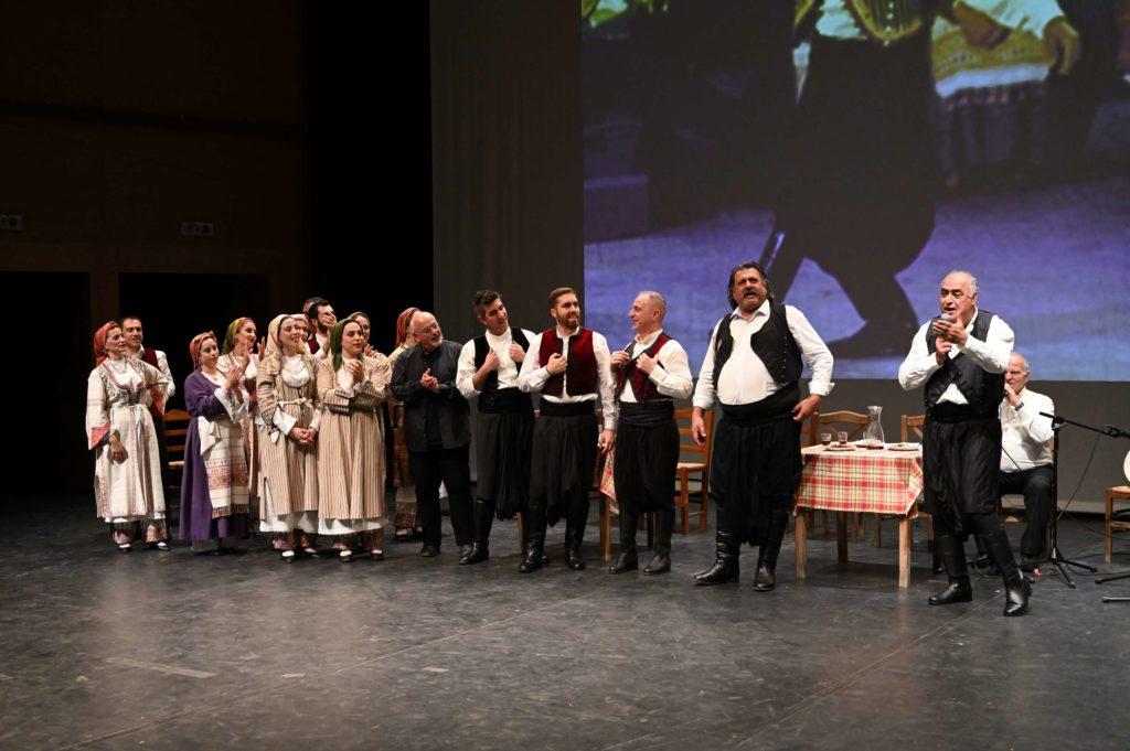 Οι Κυπριακοί Παραδοσιακοί Χοροί στον Τόπο και τον Χρόνο