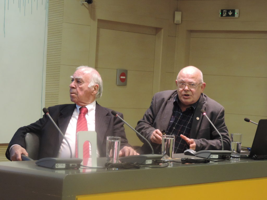 Εσπερίδα με θέμα: Η Χειρουργική των Ελλήνων δια μέσου των αιώνων