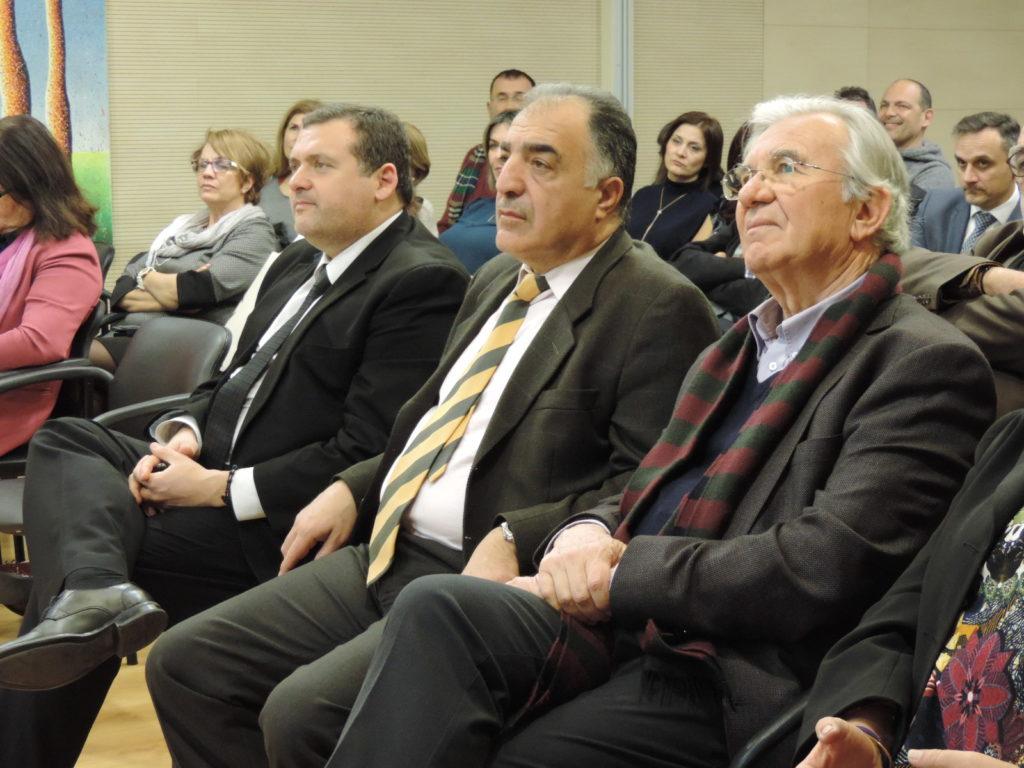 Διάλεξη με θέμα: Η Κύπρος απέναντι στις σύγχρονες περιβαλλοντικές προκλήσεις