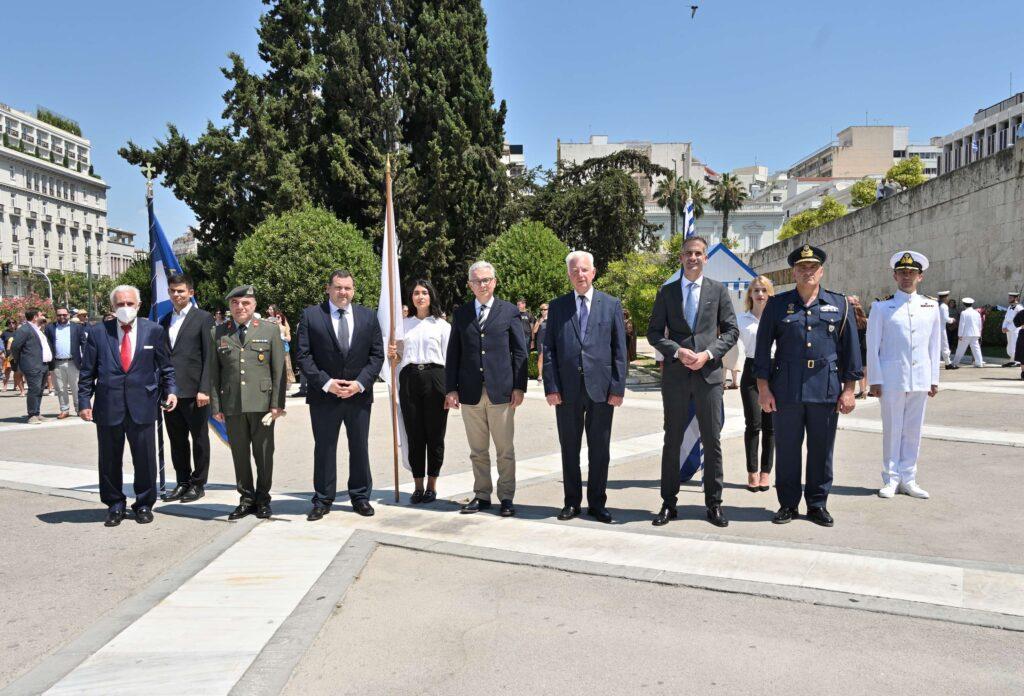 Αρχιερατικό Μνημόσυνο για τους πεσόντες κατά το πραξικόπημα και την τουρκική εισβολή στην Κύπρο 1974