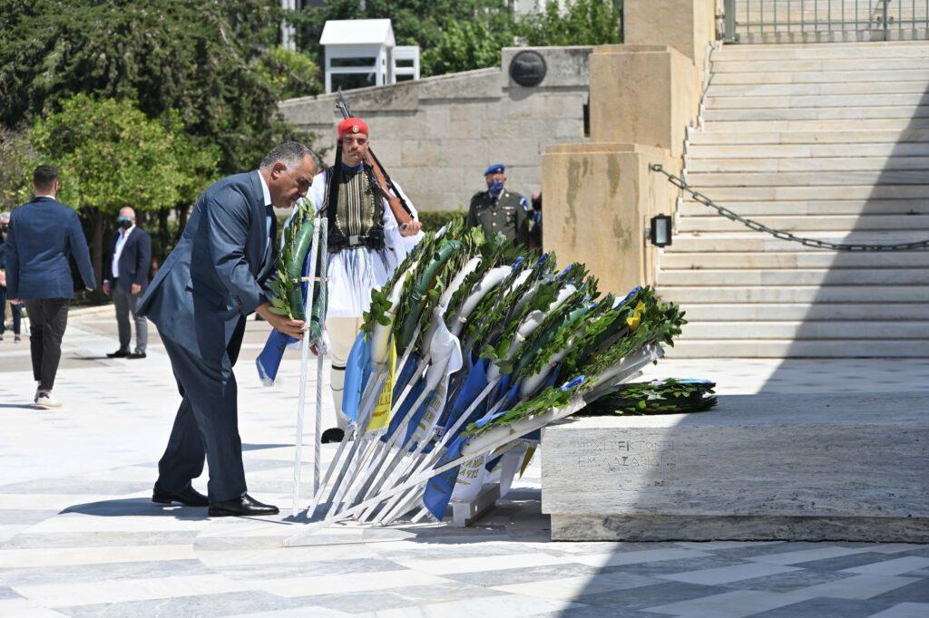 Αρχιερατικό Μνημόσυνο για τους πεσόντες στην Κύπρο το 1974