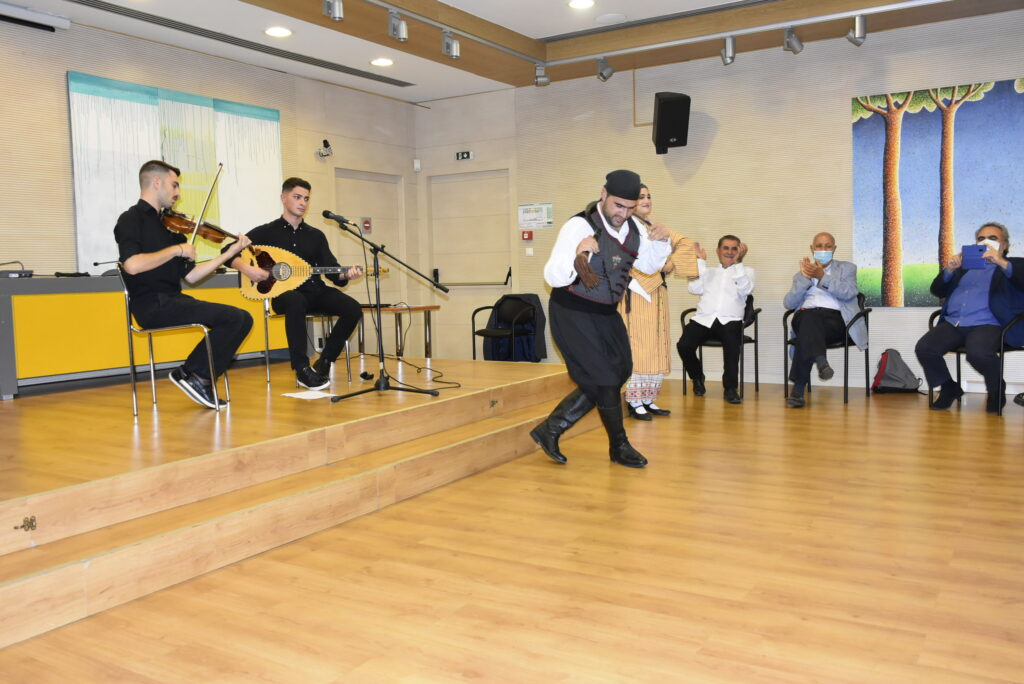 """Διάλεξη: """"Οι φωνές της Κυπριακής Μουσικής Παράδοσης"""" του Μιχάλη Χατζημιχαήλ"""